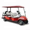 4 seat electric mini go kart LT-A627.4