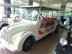Classic Luxury 8 seater cart for sale