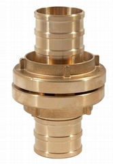 fire hose coupling  for