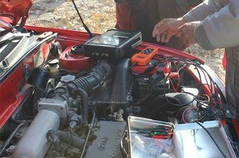 BST103 Automotive Sensor Simulator and Tester 3