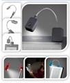 Booklight Led Ebook Light Mini Flexible