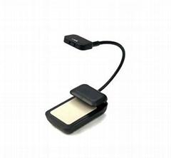 Kindle 3 LED Light Clip-On Ebook Reading Lamp Booklight Book Reader Mini Flexibl
