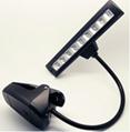 9 LED Flexible Music Stand Light Super