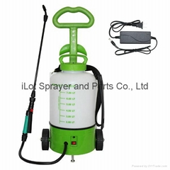 8L Rechargeable Electric Sprayer with