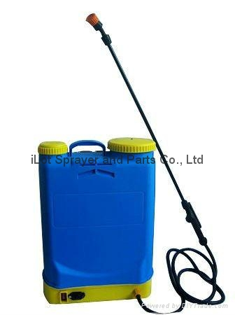16L Agricultural Rechargeable Battery-operated Sprayer 1