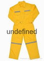 Custom Safety Protective Work Clothes High Visibility Coverall 3