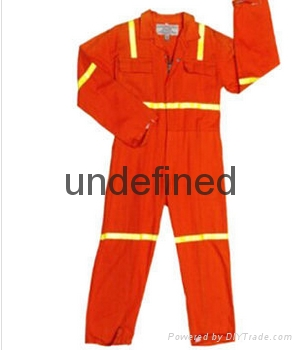 Custom Safety Protective Work Clothes High Visibility Coverall 4