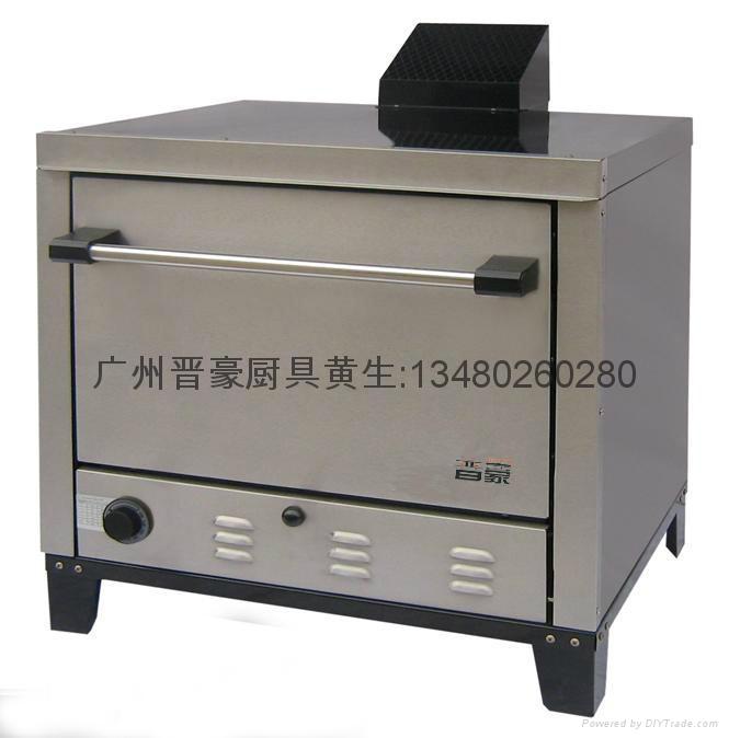 燃气披萨炉JPOG76