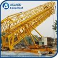 QTK25 2510 folding tower crane has quick