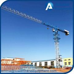 PT5510 6tons Top less Tower Crane lift machine