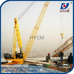 QD60 Derrick Crane for disassembly inner climbing tower crane
