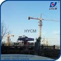 Fixed Tower cranes qtz63 6 tons cranes
