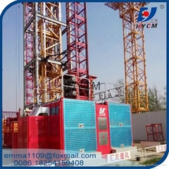 sc200/200 double cages Construction