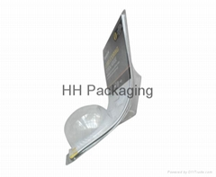 High Frequency Processing L Shape Blister Pack For Mouse