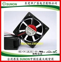 建准SUNON fan