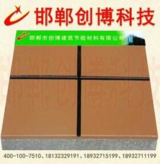 山西氟碳漆一体板