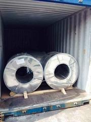 hot dip galvanizing steel coil