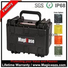 China IP68 watertight Plastic Safety Gopro Camera Photography Equipment Case