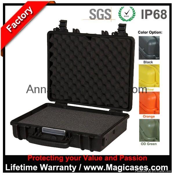 ABS Plastic Waterproof IP68 Pelican Black Equipment Laptop Computer dc3b3f6ba7