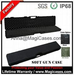 Gun Guard Plastic Plano Style Firearm Scope Soft Gun SE Single Rifle Hard Case