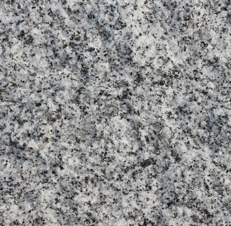 New G603 light grey granite slabs tiles paving stone wall