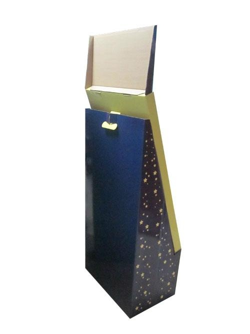 厂家直销免费设计打样 纸货架 纸展示架(产品均为定制款) 3