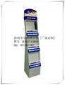紙貨架 紙展示架 落地式 超市陳列 免費設計 [廠家定製款] 3