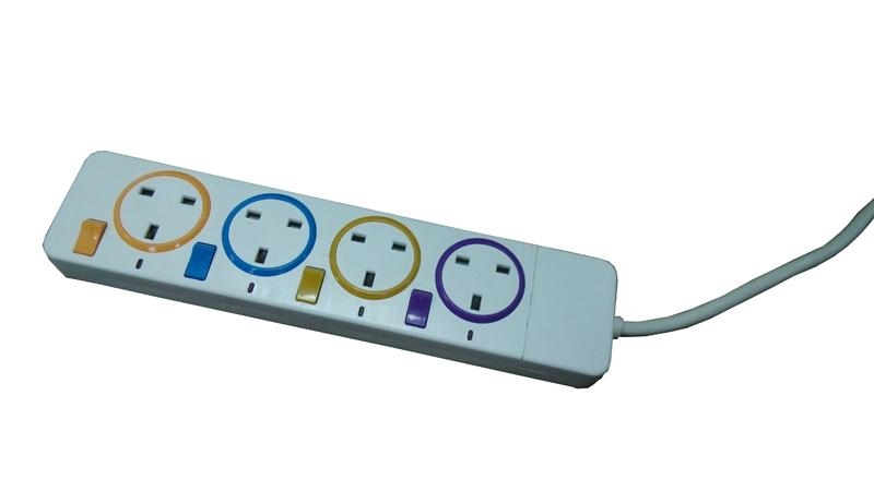 Extension socket 2