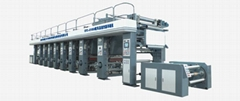 """OF3"" Series High Speed Gravure Press"