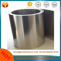 0.02mm thin thickness st