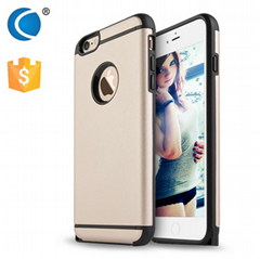 5.5 inch mobile phone case with card solt for iphone case for iphone 6s waterpro