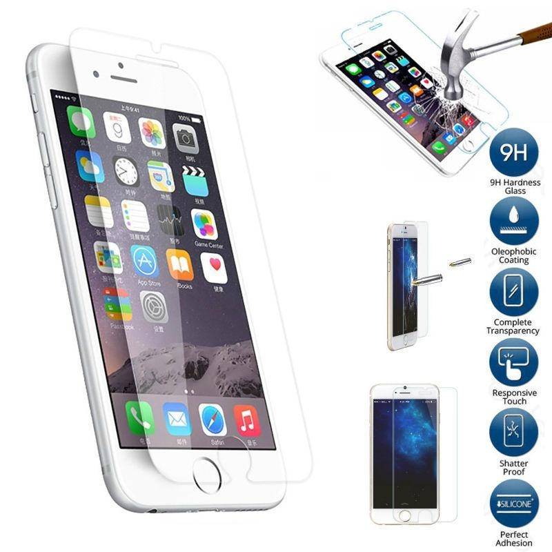 high quality tempered glass screen protectors for iPhone 6s 2