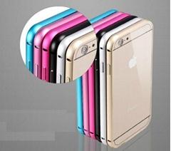 Luxury aluminium bumper case for iPhone 6 plus