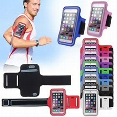 high quality sport armband for iPhone 6s