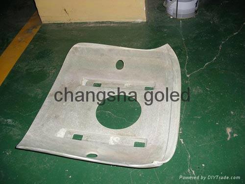 游艇  座椅玻璃钢成品 3