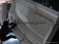 游艇  座椅玻璃钢成品 2