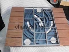 手板模型&木纹LED灯具