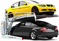 設計融合了德國的優質元素家用立體車庫