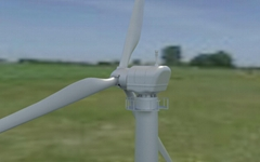 H20.8-100kW Wind Turbine