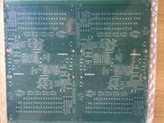 2 layers  pcb  MANUFACTURER