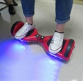 two wheels hover board electric self balancing scooter