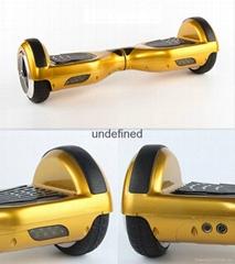 6.5 inch Bluetooth Self Balancing scooter 2 wheels Skate Board LED Speaker music