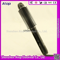 Hot Selling Electric Hair Straightening Comb Hair Straightener Iron