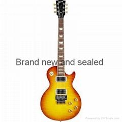 Gibson Custom 2015 Les Paul Axcess Standard Electric Guitar Iced Tea