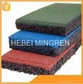 500*500mm rubber floor