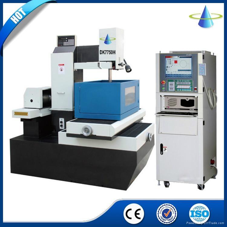 multi cutting CNC Wire cut EDM Machine DK7750H - BOHONG (China ...
