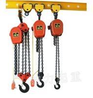 1吨3-9米dhs快速环链电动葫芦