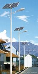 武汉欧尔光电供应新能源太阳能路灯