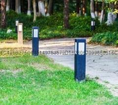 供应武汉户外铝制公园草地草坪灯