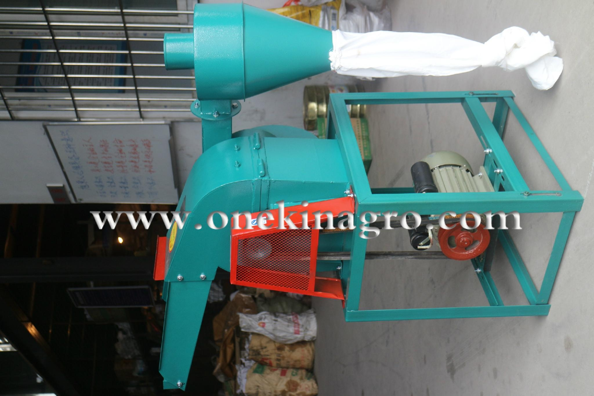 Agricultural Hammer Mill Machine 5